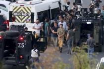Turska: Uhapšeno 60 pripadnika bezbjednosti