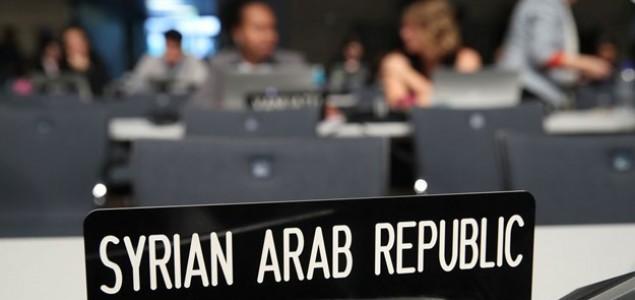 Sirijska vlada bez predstavnika na mirovnim pregovorima u Ženevi