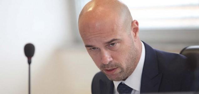 Naša stranka: Politička potčinjenost Milana Tegeltije iziskuje reakciju Ureda disciplinskog tužioca