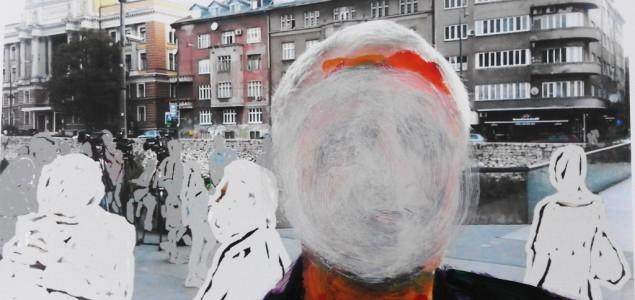 Samostalna izložba Nusreta Pašića