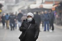 BiH u vrhu ljestvice evropskih zemalja s najvećim zagađenjem zraka