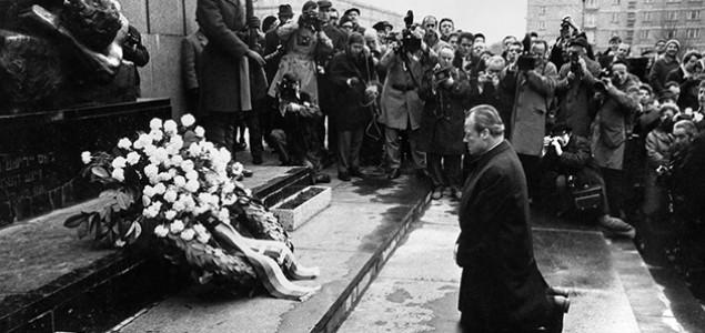 Dragi Willy, ja danas padam na koljena kao običan čovjek, a to da li sam ja možda veliki Srbin, neka odluče moje komšije i moji susjedi