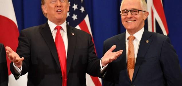 Australija traži snažnu prisutnost SAD-a u Aziji