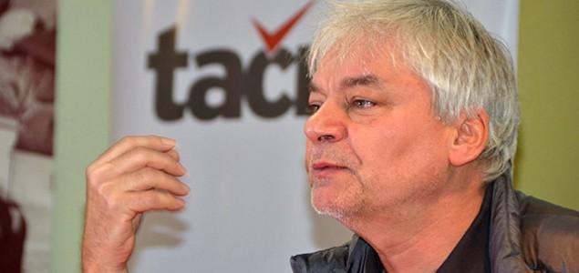 Boris Buden: Evropa nije konstituirana ni kao demokratska zajednica, ni kao društvo solidarnosti