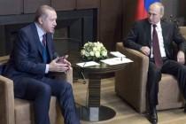 Erdogan pozvao SAD i Rusiju da povuku snage iz Sirije