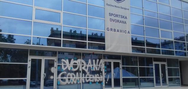 Hronologija opstrukcije imenovanja dvorane po Goranu Čengiću