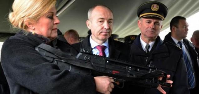 Hrvatska u maskirnoj odori, a ugroze nema