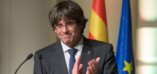 Puigdemont će se kandidarati za Evropski parlament