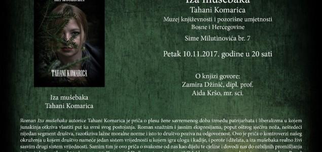 """Promocija knjige """"Iza mušebaka"""" Tahani Komarice"""