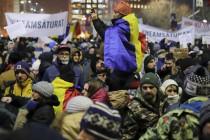 Protesti hiljada Rumuna protiv poreskih propisa
