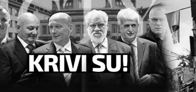 """SDU: """"Ovom presudom stavljena je tačka na karakter rata u BiH i iz javnog diskursa diskvalificirane tvrdnje o građanskom ratu"""""""