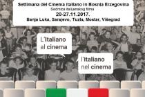 Sedmica italijanskog filma u Bosni i Hercegovini