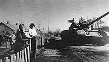 tenkovi jna na kosovu