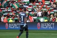 """Navijači Celtica: """"Jerusalem je Palestina"""""""