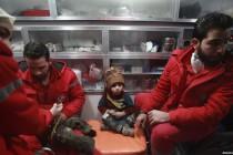 UN: Zloupotreba evakuacije sirijske djece