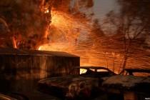 Evakuacija 200.000 ljudi zbog požara u Kaliforniji