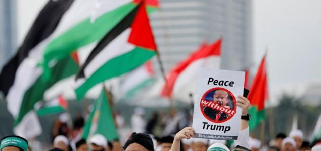 Džakarta: Protesti zbog priznanja Jerusalima