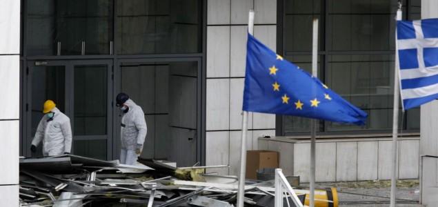 Eksplozija ispred zgrade suda u Atini