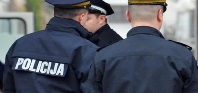 Hiljade policajaca na protestima u Sarajevu traže bolje uslove penzionisanja
