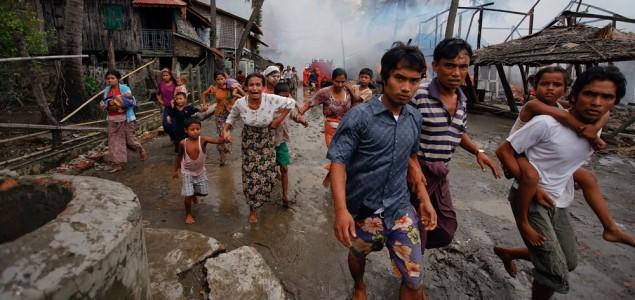 UN: Čelnici Mjanmara prijeti optužba za genocid nad muslimanima Rohindža
