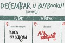 Decembar u Buybooku!