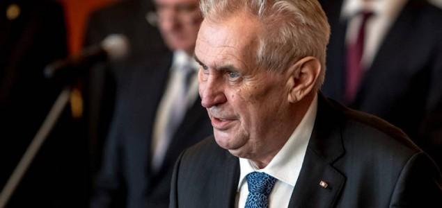 Češki predsjednik odbio zahtjev za prijevremene izbore