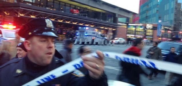 U eksploziji na autobuskoj stanici u New Yorku povrijeđeno nekoliko osoba