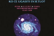 Astro predavanje u historijskom muzeju