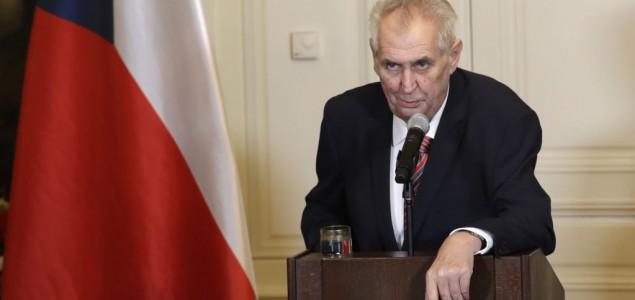Zeman ne vidi Rusiju kao bezbednosnu pretnju