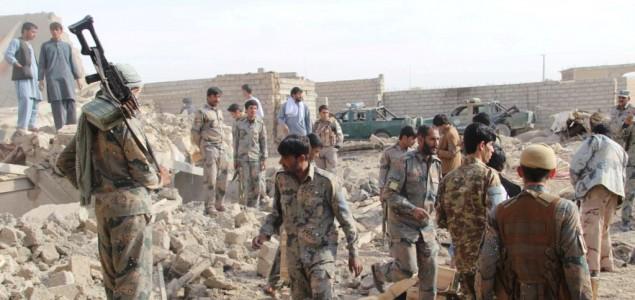 Avganistan: Samoubilački napad na sahrani, 12 mrtvih