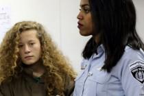 Protiv palestinske tinejdžerke podignuta optužnica za napad na vojnike