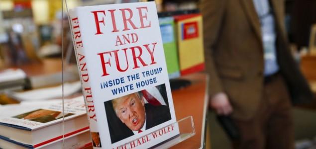 Bura zbog knjige: Trump najavio reviziju američkih zakona o kleveti
