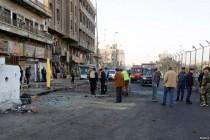 Samoubilački napadi u Bagdadu, više od 30 mrtvih
