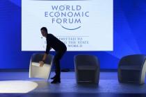 Lamenti u Davosu