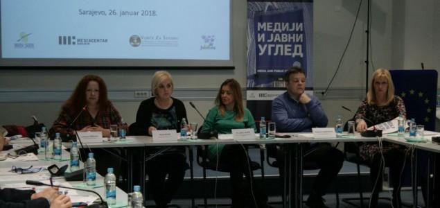U medijskoj zajednici postoji konsenzus za uspostavljanje transparentnosti u medijskom sektoru