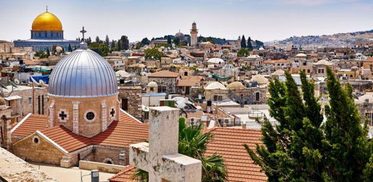 Jerusalim-Palestina