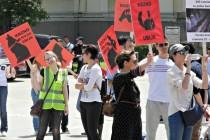 """Protesti """"Koalicije bez krzna"""" u Tuzli"""