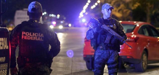 Meksiko: Dodatne policijske snage u turističkim gradovima