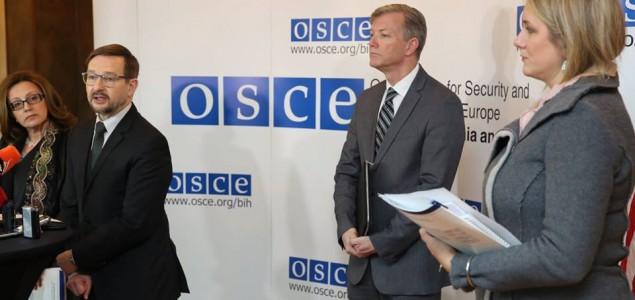 OSCE: Ustanovljeni nedostaci u procesuiranju predmeta korupcije u Bosni i Hercegovini