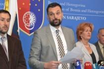 Procedura u slučaju smjene Vlade KS: Do imenovanja nove, Konaković sa punim ovlastima