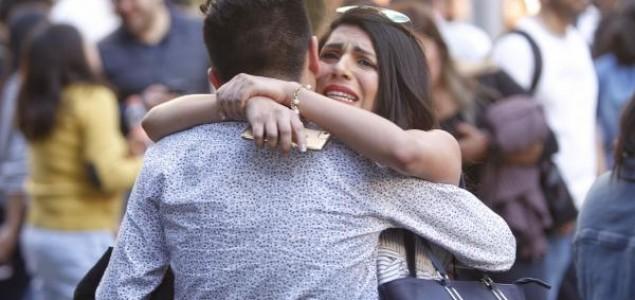 Snažan zemljotres pogodio Meksiko, milion ljudi ostalo bez struje