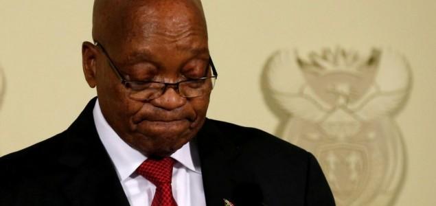 Predsjednik Južnoafričke Republike podnio ostavku