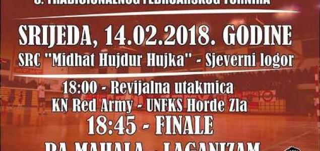 Klub navijača Red Army organizuje 6. tradicionalni februarski turnir