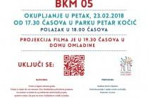 """""""Banjalučka kritična masa #05: Zima nije izgovor!"""""""
