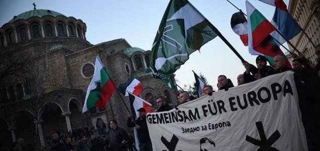 Stotine ekstremnih desničara okupilo se u Sofiji