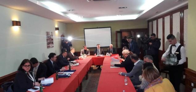 Počeli pregovori oko rješenja za Mostar