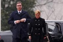 Aleksandar Vučić demolirao politički Zagreb