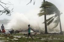 Ciklon Gita uništio zgradu parlamenta na ostrvu Tonga