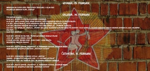 DANI ANTIFAŠIZMA U MOSTARU: Od 12. do 17. februar 2018. godine