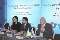 Završena druga OSCE-ova praktična vježba o suzbijanju nasilnog ekstremizma u Bosni i Hercegovini
